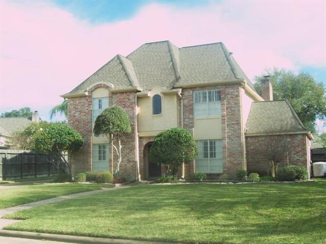 1011 Sherfield Ridge Drive, Katy, TX 77450 (MLS #68964206) :: The Sansone Group