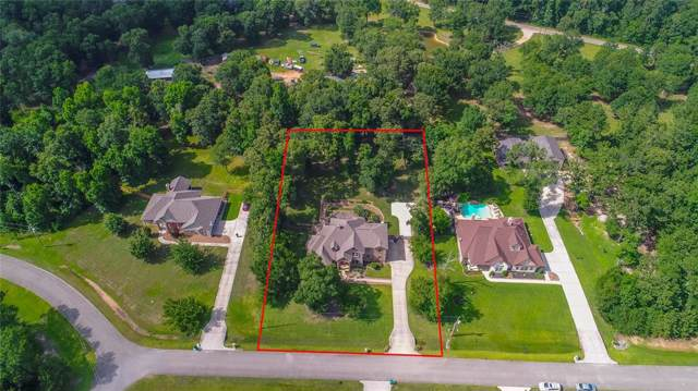 39 Double Creek Drive, Willis, TX 77378 (MLS #68967833) :: The Bly Team