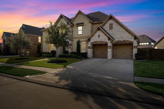 24107 Porte Toscana Lane, Richmond, TX 77406 (MLS #68974565) :: The Home Branch