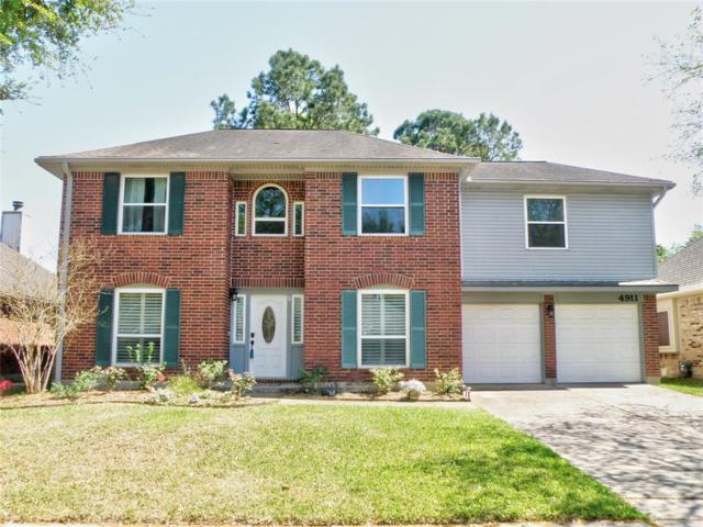 4911 Stone Harbor Drive, Friendswood, TX 77546 (MLS #68992990) :: The Home Branch