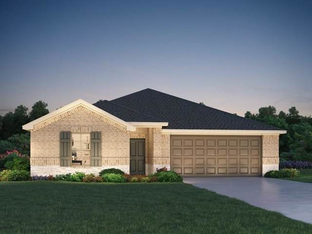 1773 Hickory Place, Pearland, TX 77581 (MLS #6899785) :: JL Realty Team at Coldwell Banker, United