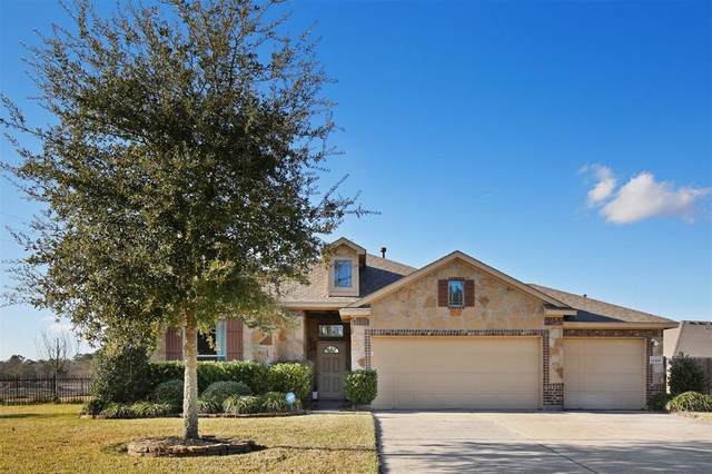 22426 Valley Trace Lane, Porter, TX 77365 (MLS #69000746) :: The Bly Team