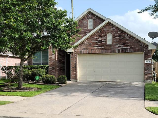15926 Hidden Crest Dr Drive, Houston, TX 77049 (MLS #69006583) :: NewHomePrograms.com LLC