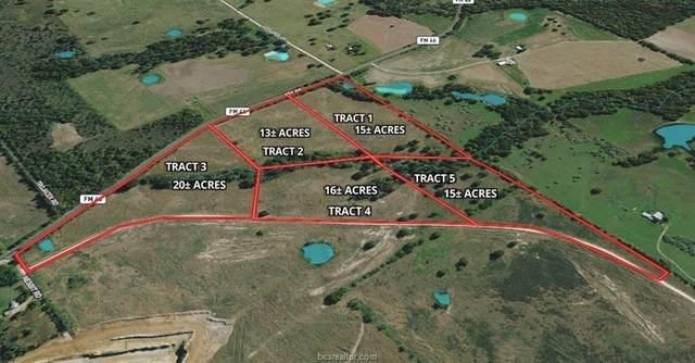 Tract 1 TBD Nesbitt Cemetery, Bremond, TX 76629 (MLS #69007089) :: Michele Harmon Team
