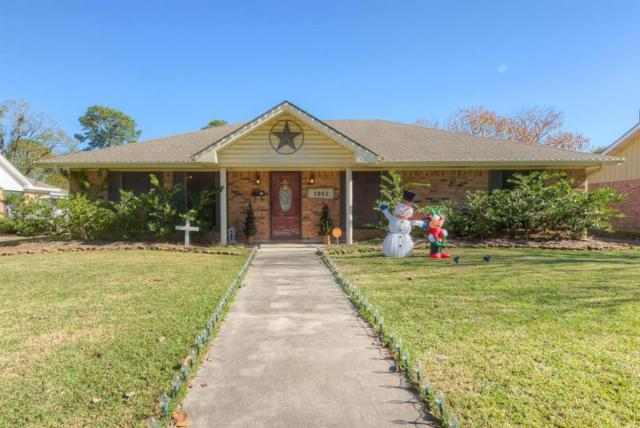 1933 Llano Street, Port Neches, TX 77651 (MLS #69013367) :: Connect Realty