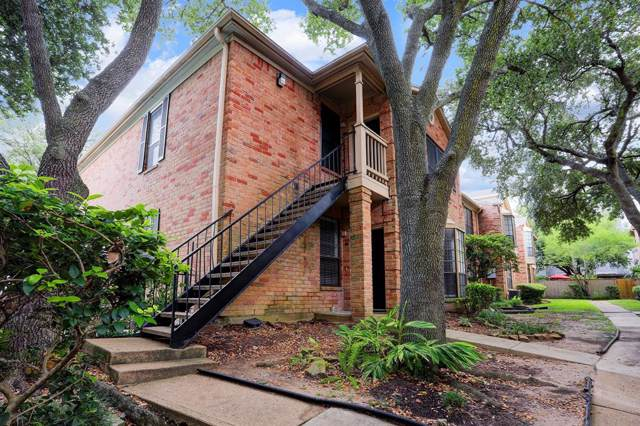 2255 Braeswood Park Drive #288, Houston, TX 77030 (MLS #6901676) :: The Bly Team