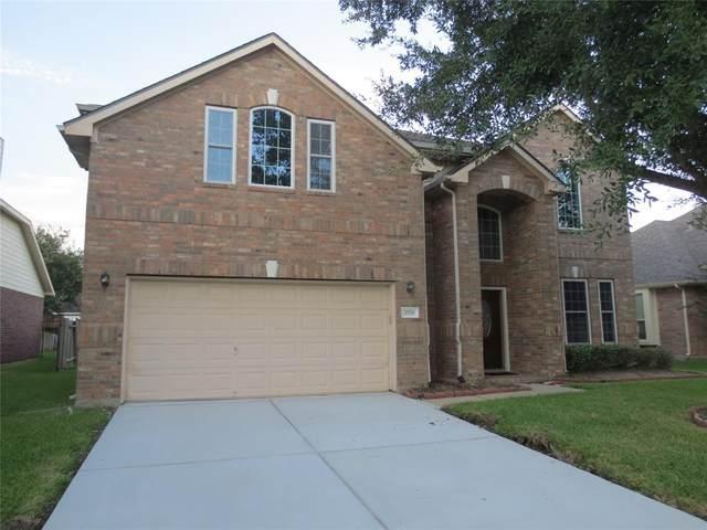 2719 Laguna Pointe Drive, Pearland, TX 77584 (MLS #69023763) :: Texas Home Shop Realty