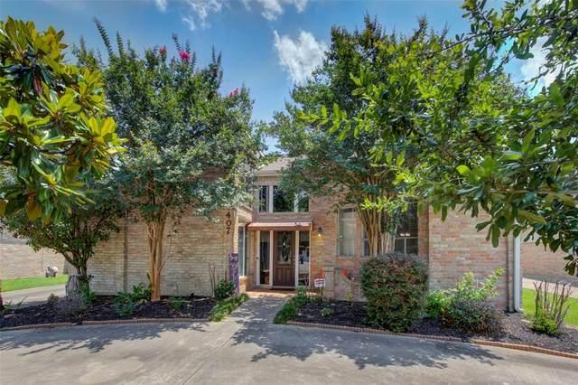 1407 Warwickshire Drive, Houston, TX 77077 (MLS #69024278) :: The Property Guys