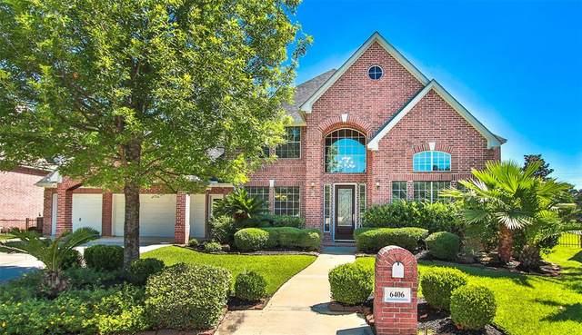 6406 Eaglewood Green Lane, Spring, TX 77379 (MLS #69032370) :: CORE Realty