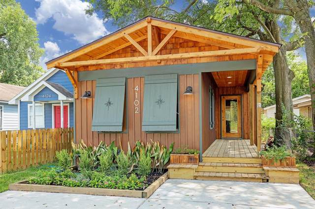 4102 Edison Street, Houston, TX 77009 (MLS #69036941) :: The SOLD by George Team