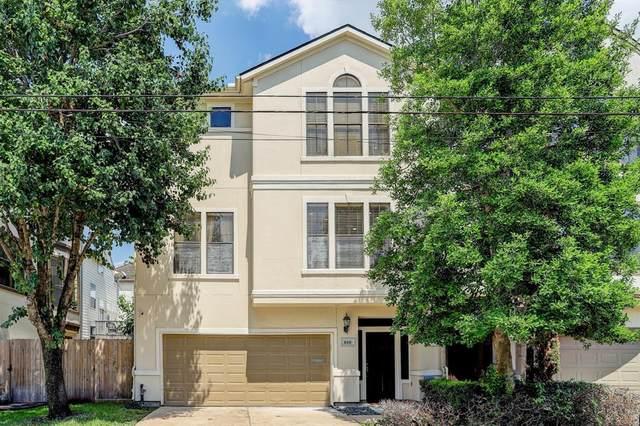 810 Reinicke Street, Houston, TX 77007 (MLS #69058576) :: The Freund Group