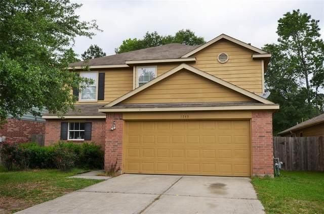 9743 Gulfstream Drive, Conroe, TX 77303 (MLS #69065593) :: Green Residential