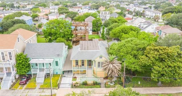 1515 Moody, Galveston, TX 77550 (MLS #69066794) :: My BCS Home Real Estate Group