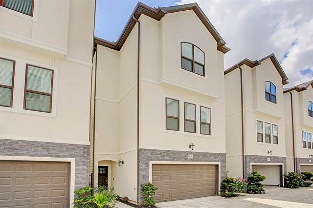 827 Wakefield Drive B, Houston, TX 77018 (MLS #69071079) :: The SOLD by George Team