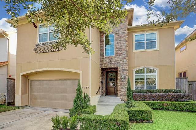 4313 Betty Street, Bellaire, TX 77401 (MLS #69075747) :: Lerner Realty Solutions