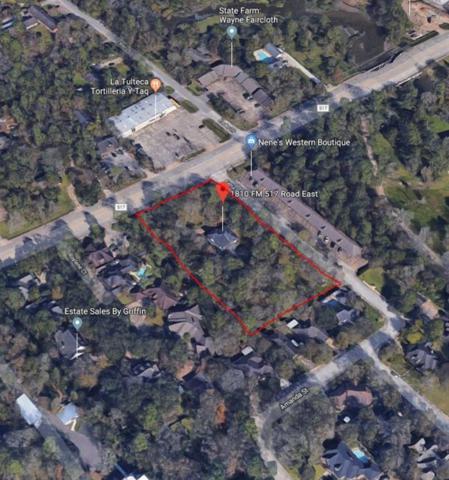 1810 Fm 517 Road E, Dickinson, TX 77539 (MLS #69080362) :: The Queen Team