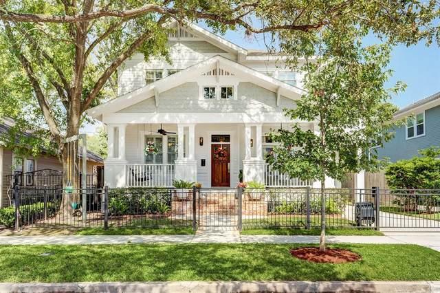 1123 Woodland Street, Houston, TX 77009 (MLS #69086883) :: Green Residential