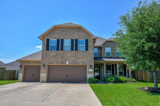 6106 Trout Court, Pearland, TX 77581 (MLS #69092896) :: Texas Home Shop Realty