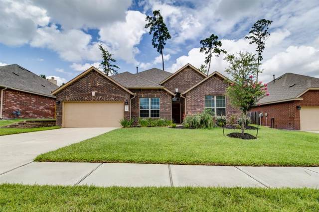 1510 Holly Chase Court, Conroe, TX 77384 (MLS #69095382) :: The Home Branch