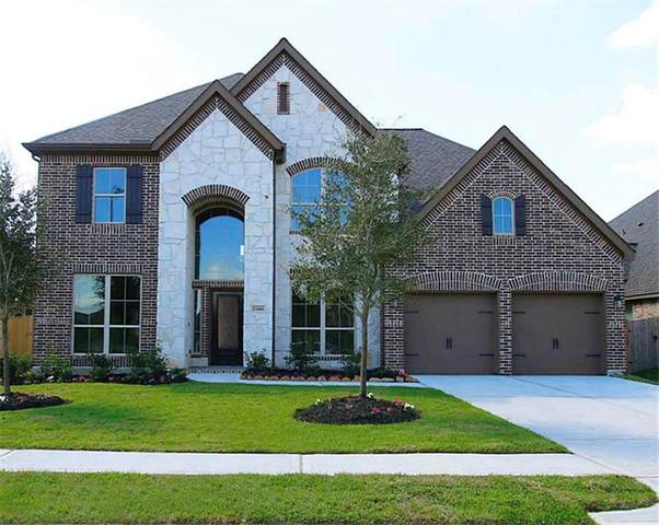 13446 Swift Creek Drive, Pearland, TX 77584 (#69103768) :: ORO Realty