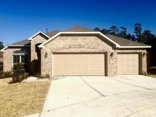 790 Dogberry Court, Conroe, TX 77304 (MLS #69112621) :: Homemax Properties