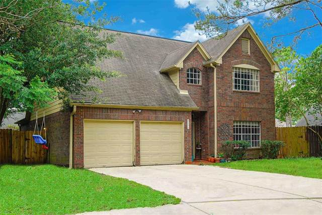 8534 Spring Green Drive, Houston, TX 77095 (MLS #69127643) :: The SOLD by George Team