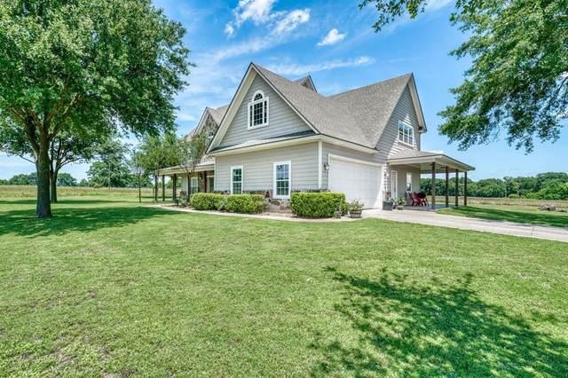13658 Batson Loop, Normangee, TX 77871 (MLS #69128088) :: Ellison Real Estate Team