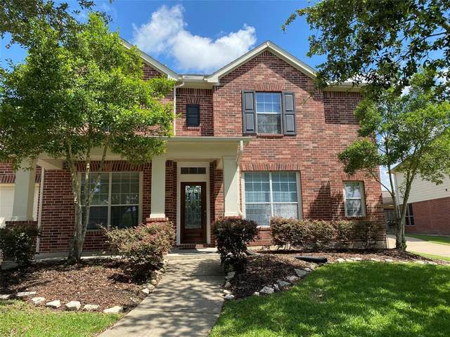 20906 Lonely Star Lane, Richmond, TX 77406 (MLS #69142383) :: The SOLD by George Team