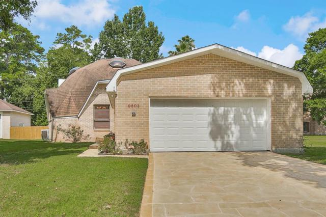 19803 Belle Way Drive, Humble, TX 77338 (MLS #69156937) :: The SOLD by George Team