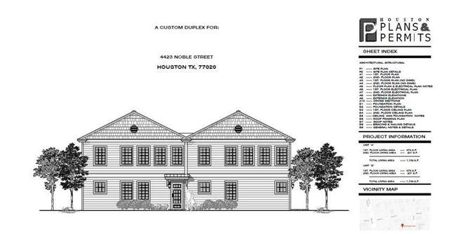 4423 Noble Street, Houston, TX 77020 (MLS #69157286) :: Homemax Properties