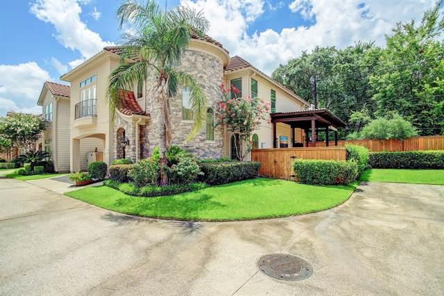 1451 Springrock Lane D, Houston, TX 77055 (MLS #69159762) :: The Heyl Group at Keller Williams