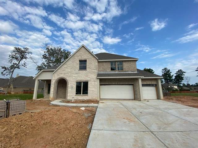 14123 Aspen Woods Court, Conroe, TX 77384 (MLS #69159976) :: The Bly Team