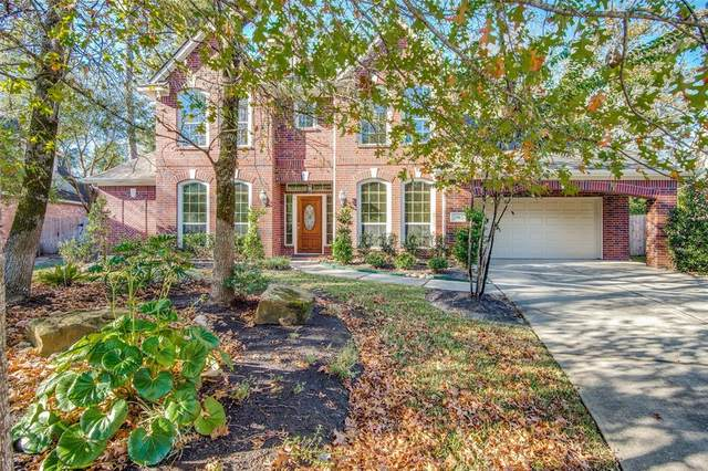 18 S Dulcet Hollow Circle, The Woodlands, TX 77382 (MLS #69170268) :: The Bly Team