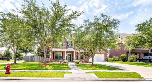 2107 Trailbrook Court, League City, TX 77573 (MLS #69176010) :: The SOLD by George Team