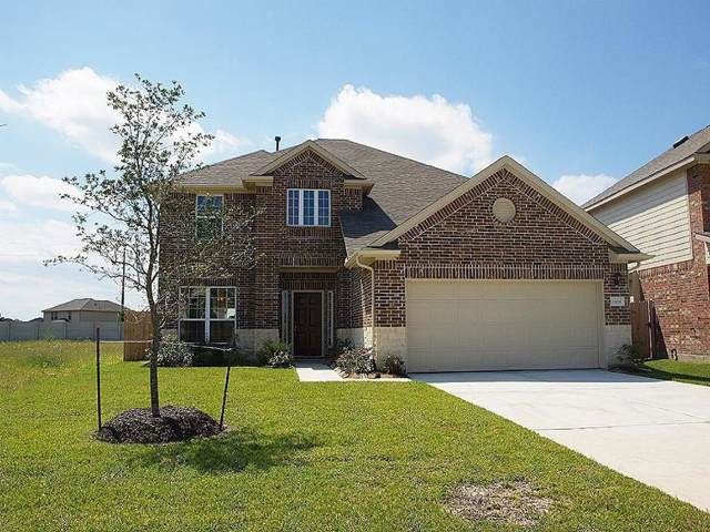 13214 Dover Bluff Drive, Rosharon, TX 77583 (MLS #69206692) :: The Home Branch