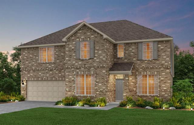 23202 Mulberry Thicket Trail, Katy, TX 77493 (MLS #69207616) :: The Jennifer Wauhob Team