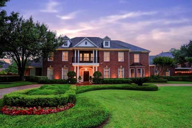 1 Our Lane Trail, Bunker Hill Village, TX 77024 (MLS #69211989) :: Johnson Elite Group
