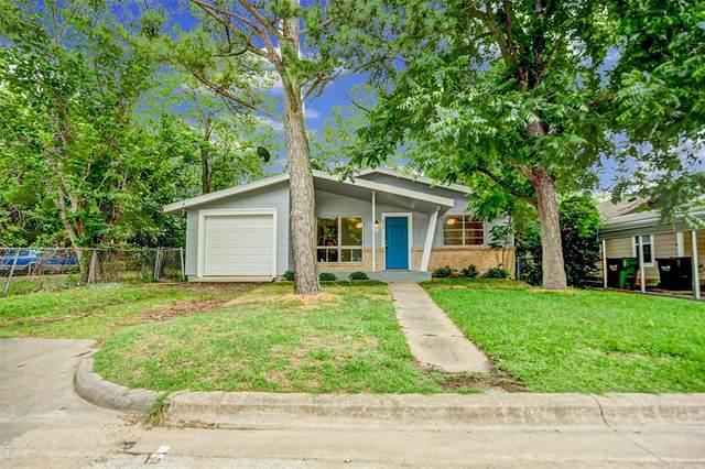 815 W Wilkins Street, Brenham, TX 77833 (MLS #69212370) :: The Home Branch