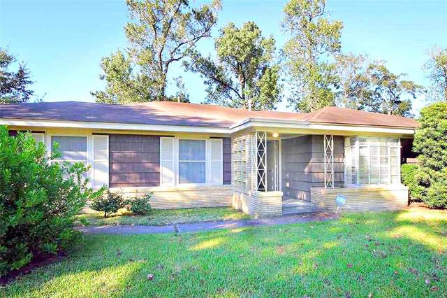 2480 Evalon, Beaumont, TX 77702 (MLS #69232780) :: All Cities USA Realty