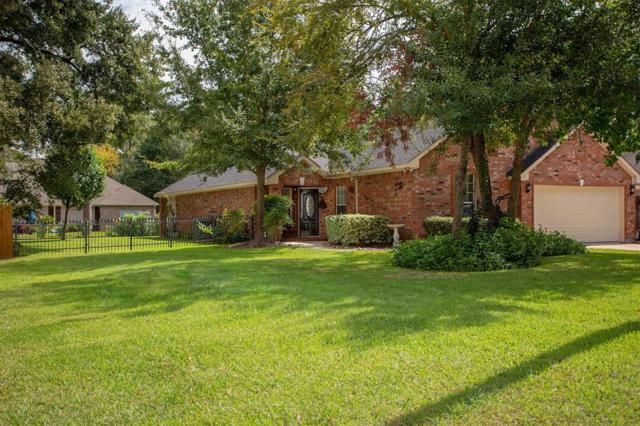 12402 Lyra Drive, Willis, TX 77318 (MLS #69251162) :: The Home Branch