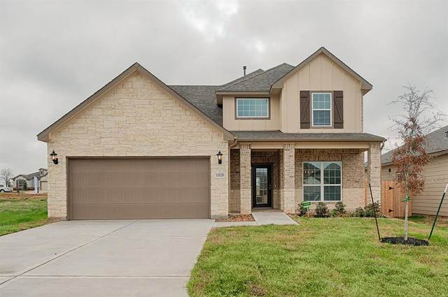 11020 Ondrea, Willis, TX 77318 (MLS #6925303) :: Guevara Backman