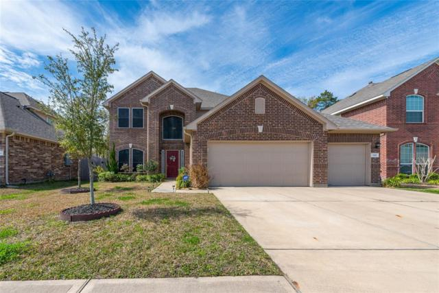 146 Persimmon Drive, Baytown, TX 77520 (MLS #69261738) :: The Kevin Allen Jones Home Team