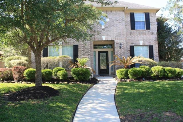 18322 Cape Lookout Way, Humble, TX 77346 (MLS #69266937) :: The Heyl Group at Keller Williams