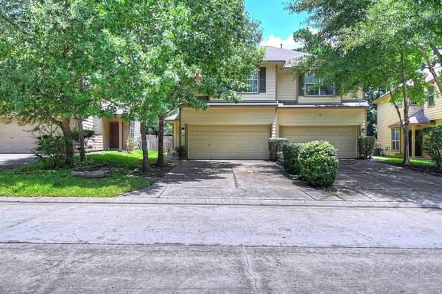163 N Burberry Park Circle, Spring, TX 77382 (MLS #69271656) :: The Freund Group