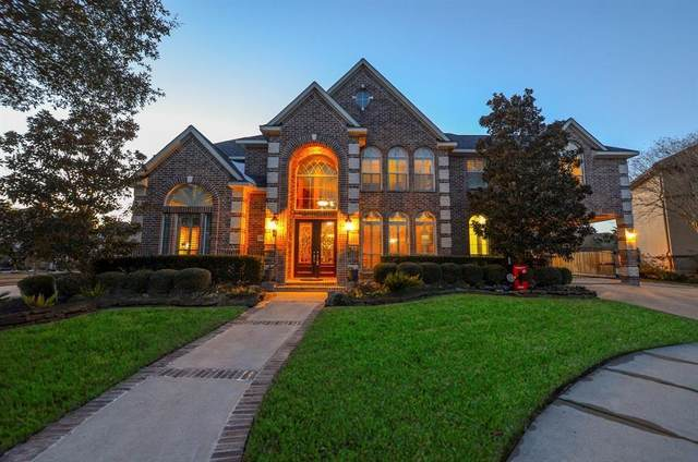 8103 Cottonwood Trail Court, Houston, TX 77095 (MLS #69278954) :: The Home Branch