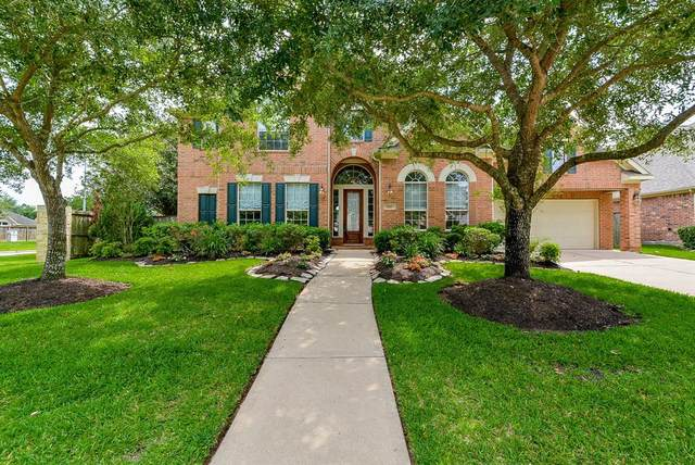 8610 Everhart Trace Drive, Richmond, TX 77406 (MLS #69290955) :: Giorgi Real Estate Group