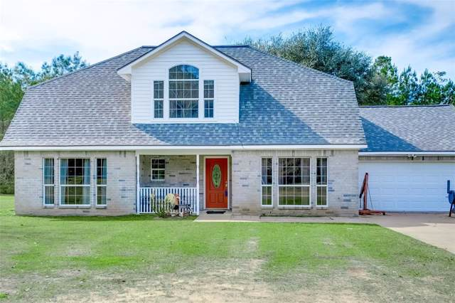 14909 Pine Tree Road, Montgomery, TX 77356 (MLS #69301119) :: The SOLD by George Team