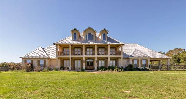 +/- 200 Acres Hidden Castle Ranch, Caldwell, TX 77836 (MLS #69312162) :: Green Residential