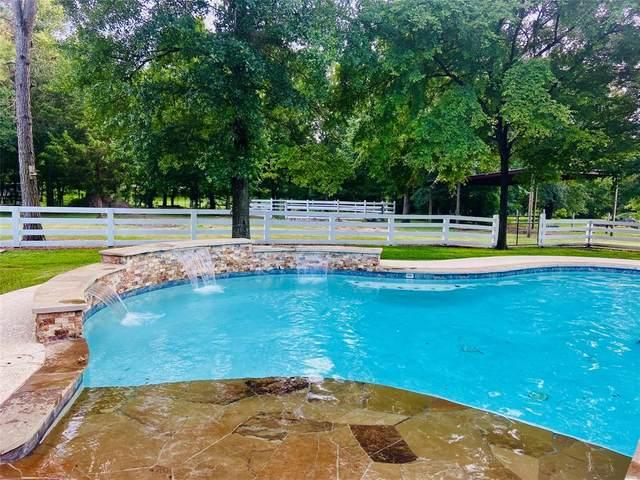 15966 Green Meadow Loop, Willis, TX 77318 (#69315119) :: ORO Realty