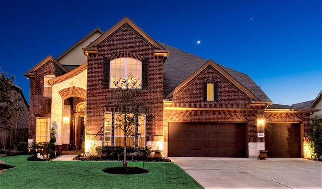3415 Cardiff Mist Drive, Katy, TX 77494 (MLS #69340302) :: The SOLD by George Team